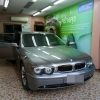 BMW seriers 5 ติดฟิล์มกรองแสง Sealaunch Nano Ceramic