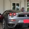 Ferrari ติดตั้งฟิล์มกรองแสง sealaunch hybrid ceramic superclear series