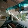Toyota Alphard ติดฟิล์มกรองแสง Sealaunch Hybrid privacy series