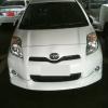 Toyota Yaris ติดตั้งฟิล์มกรองแสง 3M smart series
