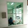 Hikool R series สีเขียวใส ติดตั้งอาคาร