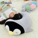 ตุ๊กตาเพนกวิน รุ่นใยนิ่ม เนื้อใยสังเคราะห์รุ่นใหม่ ขนาดวัดจากจมูก-ปลายหาง 60cm