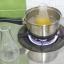 แก้วขวดรูปชมพู่ทนความร้อน 550C สามารถเข้าไมโครเวฟได้ (500 ml.) *2 ใบ* thumbnail 4