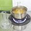 แก้วทรงกลมทนความร้อน 550C สามารถเข้าไมโครเวฟได้ (500 ml.) *2 ใบ* thumbnail 4