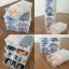 """กล่องอเนกประสงค์ แบบลิ้นชัก ใส่ได้สูงสุดไซส์ 46 สีขาว """"Big Size"""" (8 กล่อง) thumbnail 2"""