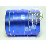 สีน้ำเงิน (ระฆังฟลอยด์-อัดลาย เบอร์ 2 ม้วนเล็ก)