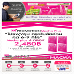 MACHA Plus Pro 4 กล่อง
