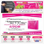 MACHA Plus Pro 1 กล่อง