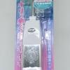 แปรงสีฟัน ขจัดคราบพลัค และหินปูน จากญี่ปุ่น (สีขาว 1.5cm)