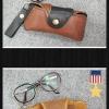 ทีใส่แว่นตา หนังแท้ แฮนด์เมด รุ่นJ-010