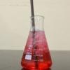 แก้วขวดรูปชมพู่ทนความร้อน 550C สามารถเข้าไมโครเวฟได้ (500 ml.) *ราคาต่อ 1 ใบ*