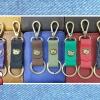 พวกุญแจหนังแท้ รุ่น P-008