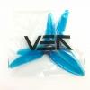 HQPROP 5x4.3x3 VEK Blue