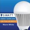 หลอดไฟ LED ไล่ยุง Warmwhite