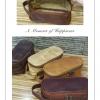 กระเป๋าหนังแท้ เอนกประสงค์J-014