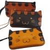 กระเป๋าใส่มือถือ หนังแท้ แฮนด์เมด รุ่น J-003