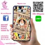 เคสวันพีช ค่าหัวลูฟี่ One Piece เคสโทรศัพท์ ซัมซุง A5 2015 #1010