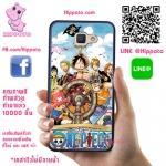 เคส J7 Prime ลูฟี่ กลุ่มหมวกฟาง One Piece เคสโทรศัพท์ ซัมซุง #1002