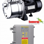 Solar Self-priming Pump