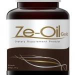 Ze-Oil Gold: ซีออยล์ โกลด์ ขนาด 300 เม็ด น้ำมันสกัดเย็น 4 ชนิด ส่งฟรี EMS