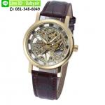 003 Winner Watches Men นาฬิกาข้อมือ ผู้ชาย ผู้หญิง นาฬิกา แฟชั่น โปรโมชั่นส่งฟรี EMS!!