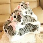 ตุ๊กตาแมวจี้ขอแท้ วัดจากหัว-หาง45cm ไซส์L