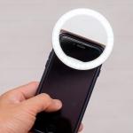 LED Ring Flash Light for Selfie ไฟ LED สำหรับเซลฟี่