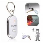 Whistle Key Finder and Torch พวงกุญแจ ผิวปาก กันหาย กันลืม มีไฟ LED ในตัว