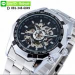 001 Winner Watches Men นาฬิกาข้อมือ ผู้ชาย นาฬิกา แฟชั่น โปรโมชั่นส่งฟรี EMS!!