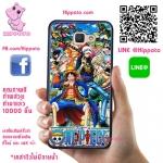 เคส J7 Prime ลูฟี่ กลุ่มหมวกฟาง One Piece เคสโทรศัพท์ ซัมซุง #1004