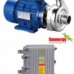Solar Stainless Steel Centrifugal Pump