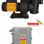 21L-Solar Pool Pumps
