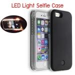 LED Light Case Selfie สุดยอดเคสสำหรับเซลฟี่ มีแถบไฟ LED ช่วยให้การเซลฟี่ในที่มืดทำได้อย่างง่ายดาย