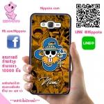 เคสนามิ โลโก้โจรสลัด One Piece เคสโทรศัพท์ ซัมซุง A5 2016 #1021