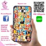 เคสวันพีชกลุ่มหมวกฟาง One Piece เคสโทรศัพท์ ซัมซุง A5 2015 #1024