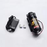 ปั๊มแรงดันต่ำ ขนาด 3.0 Lpm แถมฟรี Adaptor + ข้อต่อข้างปั๊ม