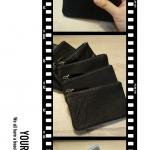 กระเป๋าใส่เหรีญ หนังแท้ รุ่น C-012