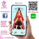 เคสลูฟี่ ราชาโจรสลัด One Piece เคสโทรศัพท์ ซัมซุง A5 2015 #1025