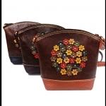 กระเป๋าหนังแท้ สะพาย แฮนด์เมด M-012