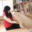 ตุ๊กตาหมีขั้วโลก รุ่นเม็ดโฟม ขนาดวัดจากจมูก-ขาหลัง80cm thumbnail 1