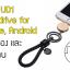 Hoco UD1 Flash Drive แฟลชไดร์สำหรับ iphone และ android (Micro USB) thumbnail 10