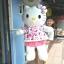 ตุ๊กตาคิตตี้รุ่นใส่เสื้อสีอ่อน ขนาดวัดจากปลายหู-ขา 130cm ไซส์XL thumbnail 1