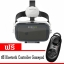 VR BOBOVR Z4 Virtual Reality Headset แว่นสามมิติ (สีขาว) ฟรี Bluetooth Controller Gamepad thumbnail 1