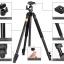 QZSD Tripod ขาตั้งกล้อง พร้อมหัวบอล Q-308 (Model เดียวกับ Beike BK-308) thumbnail 6