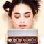 Ver.88 Glam Shine Cream Eyeshadow Palette อายแชโดว์เนื้อครีม แต่งแต้มดวงตาให้โดดเด่น มีประกาย thumbnail 2