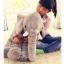 ตุ๊กตาช้างอิเกีย ตัวนิ่มมากกกกก น่ารัก น่ากอด ขนาดปลายงวง-หาง95cm line:stevie_b thumbnail 9