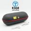 K068 ไมโครโฟน+ลำโพง (สีทอง) thumbnail 2