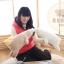 ตุ๊กตาหมีขั้วโลก รุ่นเม็ดโฟม ขนาดวัดจากจมูก-ขาหลัง50cm thumbnail 1
