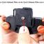 Commlite Quick Release Waist Belt Buckle Capture Clip for Gopro DSLR Camera thumbnail 7