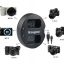 Kingma Sony USB Dual Battery Charger แท่นชาร์จแบ็ตเตอรี่ โซนี่ NP-FW50 thumbnail 6